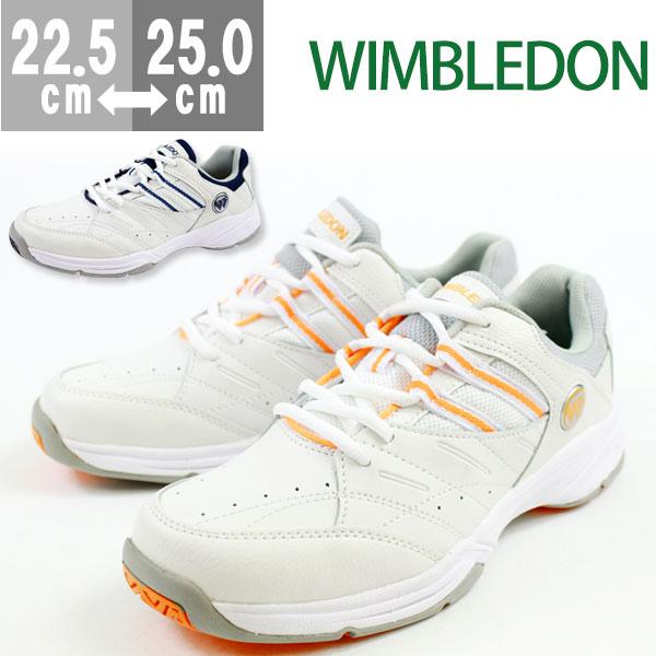 送料無料 WIMBLEDON WL-3500 ウィンブルドン レディース スニーカー テニスシューズ ASU
