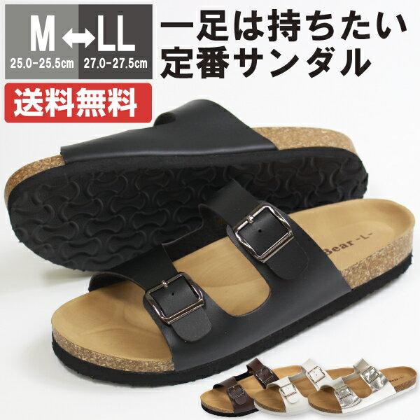 サンダル メンズ コンフォート 靴 RED BEAR 8961
