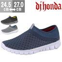 シューズ スリッポン メンズ 靴 DJ honda DJ-233