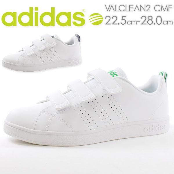 アディダス ネオ スニーカー ローカット メンズ レディース 靴 adidas neo VALCLEAN2 CMF