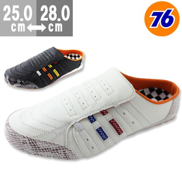 サンダル サボ スニーカー メンズ 靴 76Lubricants セブンティーシックス ルブリカンツ