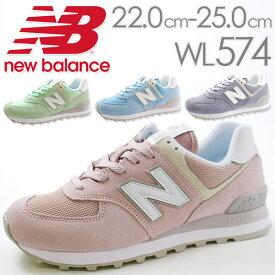 ニューバランス スニーカー ローカット レディース 靴 New Balance WL574 tok