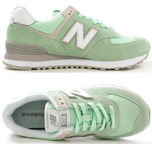 ニューバランススニーカーローカットレディース靴NewBalanceWL574