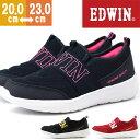 スニーカー 子供 キッズ ジュニア エドウィン スリッポン 靴 EDWIN EDW-3553 tok