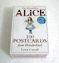 「不思議の国のアリス ポストカード100枚入りBOXセット」