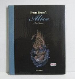 『トレヴァー・ブラウンのアリス 新装版』