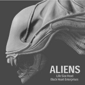 『1/1 エイリアン ヘッド キット』ALien Head 1/1 kit
