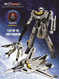 『ROBOTECH 1/72 VF-1S ロイ・フォッカー機』 Kitz Concept