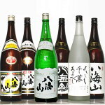 80555八海山6酒(焼酎&夏限定他)1800ml