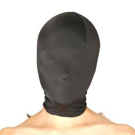 フルフェイスマスク【DM便OK】la-51606【穴なし、すっぽり】【フルフェイスマスク】【ボンデージ】【lapomme ラポーム】