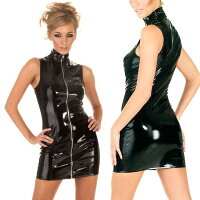 【skinfit】wwh2004-シンプルなハイネック!ボンデージの定番スタイル