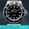 在ROLEX SUBMARINER Ref.14060M Mens Automatic Watch劳力士副小船坞Ref.14060M 2005年(D轮到)有保证书生产结束模特