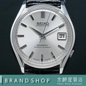 已經SEIKOMATIC CHRONOMETER 6245-9000 1966 Vintage[ANTIQUE]seikomachikku·精密記時計Ref.6245-9000 1966年2月製造大修