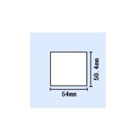 東芝TEC KP-20用白無地サーマル 幅54×長さ50.4(mm)〔50巻〕