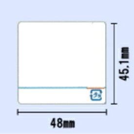 【送料無料】東芝TEC SL-5300・SL-6300用モニターラベル 幅48mm×高さ45.1mm 〔60巻〕