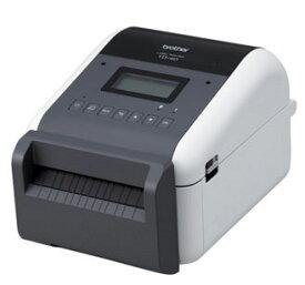 【送料無料】ラベルプリンター ブラザー TD-4550DNWB
