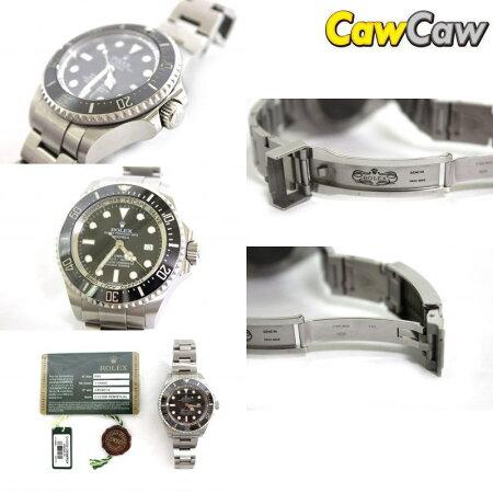 ロレックス116600ディープシーG番ルーレット腕時計ROLEX【送料無料】