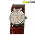 LOUISVUITTONルイヴィトンタンブールQ1216腕時計クォーツレディース【送料無料】【中古】