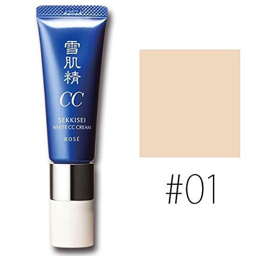 【メール便送料無料】コーセー KOSE 薬用雪肌精 ホワイトCCクリーム 30g 【カラー#01 やや明るい】