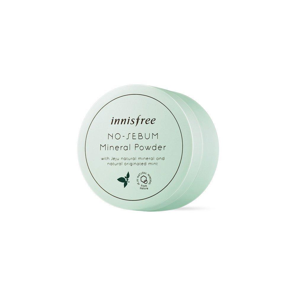 【正規品 送料無料】イニスフリー innisfree ノーシーバム ミネラルパウダー(no sebum mineral powder) 5g