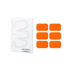 【純正品送料無料】SIXPAD シックスパッド アブスフィット2 高伝導ジェルシート 6枚入り 純正品 ABS FIT2 GEL SHEET