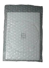 エアパッキン袋 3層エア袋DVD×100枚 パック DVDトールケースの梱包に最適です 送料無料
