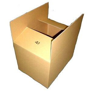 引越用ダンボール 特大サイズ 宅配160サイズ シングルダンボール 4才×5枚 パック