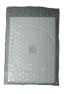 エアパッキン袋 3層エア袋DVD×500枚 パック DVDトールケースの梱包に最適です 送料無料