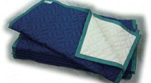 キルティング 平あて布団4.5×8 引越し資材 一部のぞき送料無料
