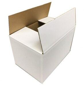 宅配60サイズ 白いシングルダンボール SB-60×5枚 パック