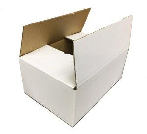 宅配60サイズ 白いシングルダンボール SB-61×30枚 パック