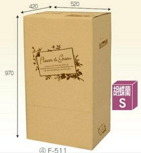 フラワーBOX F511×10枚 パック 胡蝶蘭S 一部除き送料無料