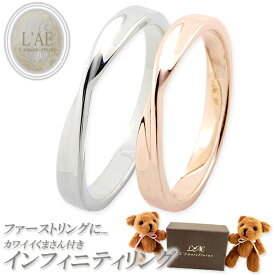 ペアリング シンプル ひねり 刻印無料 シルバー925 名入れ シルバー ピンクゴールド ランキング ピンキー メンズ レディース 指輪 結婚指輪 カップル 2個セット プレゼント ラッピング 送料無料 ホワイトデー お返し