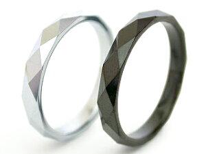 ペアリング ステンレスペアリング サージカルステンレスアクセサリー レーザー刻印 名入れ ギフト タングステン 誕生日 記念日 シルバーカラー ブラック メンズ レディース ダイヤモンドカ