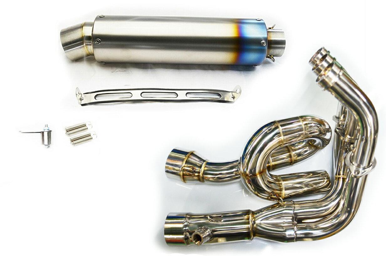 MT-09 MT09 チタンマフラー フルエキゾースト