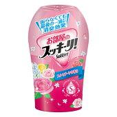 AL01アース製薬お部屋のスッキーリスイートブーケの香り400mL【1価】【ポイント消化】