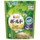 AX32P&Gボールド洗濯洗剤ジェルボール3D柔軟剤入り澄みわたるピュアクリーンの香り詰め替え(16粒入り)