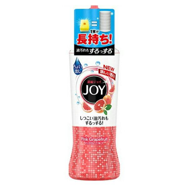 Z251 P&G ジョイコンパクト ピンクグレープフルーツの香り 本体 190ml 食器用洗剤 キッチン【適1801】【RCP】【ポイント消化】
