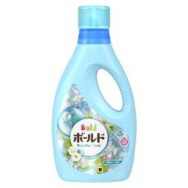 Z896 P&G ボールド アクアピュアクリーンの香り 本体 850g 洗濯洗剤 柔軟剤入り 衣類用【1価】【適1903】【RCP】【ポイント消化】