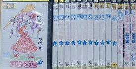 gk-2554c■DVD■ らき☆すた 全12巻 + OVA + in 武道館 あなたのためだから 全2巻 計15本セット 中古・レンタル落ち アニメ