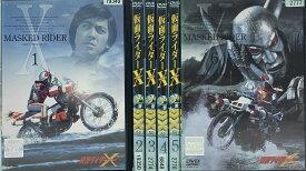 fz-9349vv【DVD】仮面ライダーX エックス 全6巻セット「中古レンタル落ち」