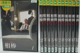 kn9-4151oo■DVD■ 相棒 season17 全12巻セット (水谷豊/反町隆史) 「中古・レンタル落」 邦画