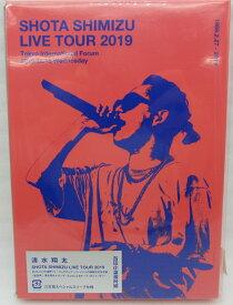 eh19-1899s■新品DVD■ SHOTA SHIMIZU LIVE TOUR 2019 (DVD)(初回仕様限定盤) 新品・メール便発送 音楽DVD