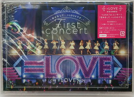 ha-68hh■新品BD■ =LOVE 1stコンサート「初めまして、=LOVEです。」 「ゆうメール便可」 音楽BD