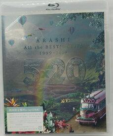 nboxh2-1hh■新品BD■ 嵐 5×20 All the BEST!! CLIPS 1999-2019 (初回限定盤) 「ゆうメール便可」 音楽BD