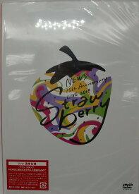 "sd41-0281oo■新品DVD■ NEWS 15th Anniversary LIVE 2018 ""Strawberry"" (通常盤) 「ゆうメール便可」 音楽DVD"