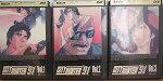 kmww-3258■DVD■シティーハンターCITYHUNTER'91全3巻アニメ【ケース無し発送】
