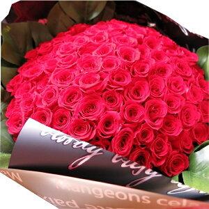 プロポーズ 赤バラ 100本 プリザーブドフラワー ミニ赤バラ 花束 薔薇100本使用 プリザーブドフラワー 花束 枯れずにいつまでもキレイな赤バラ プロポーズ 彼女