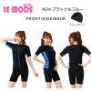 Swimsuit women's swimwear fitness swimwear separates swimsuit 135 front zipper short sleeve ladies women for switches