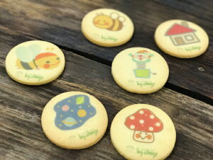 プリントバタークッキー(お返し・ギフト・誕生日・内祝い・快気祝い・お見舞い・父の日・かわいい)